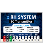 CDT8203DRM EC(Conductivity) 4-20mA Transmitter